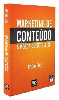 livro marketing de conteúdo rafael rez