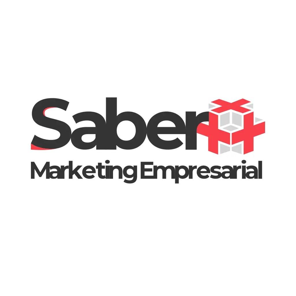 Criação de Logotipo - Agência Saber + - Pelotas