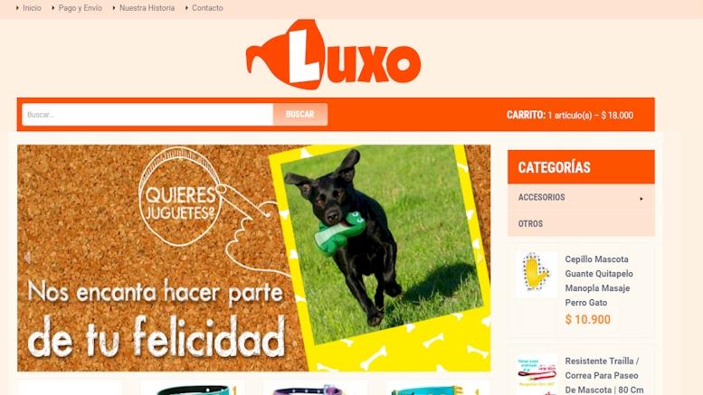 Luxo: Historia De Amor Por Las Mascotas Como Proyecto Empresarial Y De Vida #agenciapyme