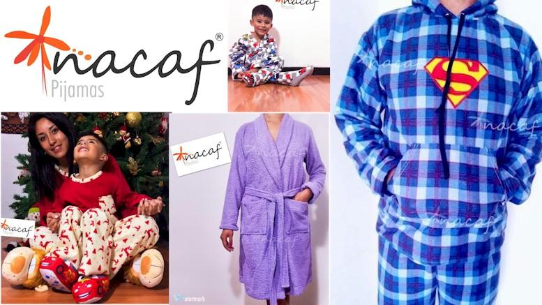 """Nacaf lanza pijamas para mujeres en """"días complejos"""""""