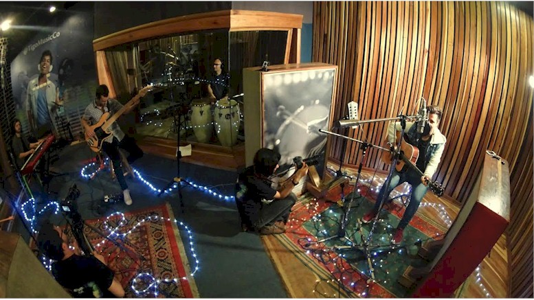 Heptágono Films asesora a músicos en sus producciones musicales y audiovisuales #agenciapyme