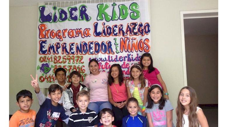 LIDERKIDS, escuela de emprendedores para niños llega a Colombia