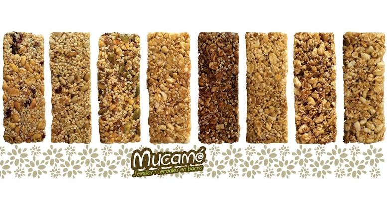 Mucamé, barras de cereales y semillas que benefician la salud humana y la vida en el planeta