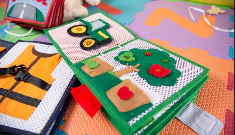 Just Imagine: una historia de amor para ayudar a niños con problemas de atención