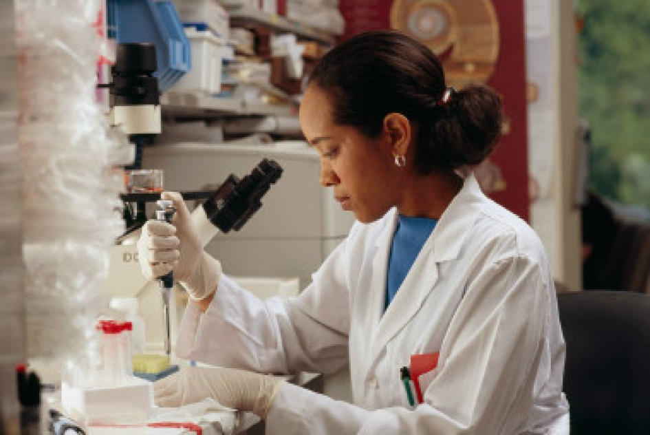 <p>Investigadora del National Cancer Institute en EEUU. / NIH</p>