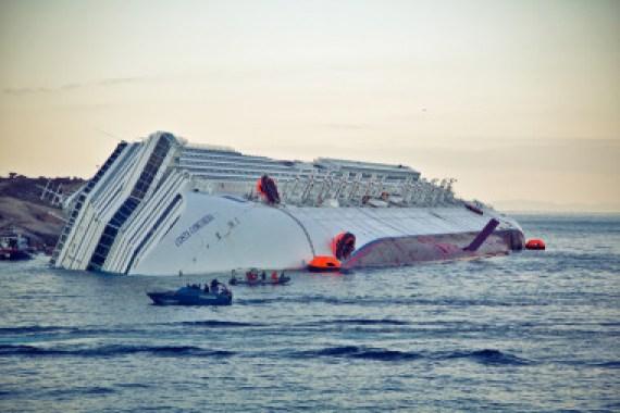 "<p>Fotografía del crucero ""Costa Concordia. Imagen: <a href=""http://www.flickr.com/photos/darkroomproductions/6730290777/sizes/l/"" target=""_blank"">Darkroom productions</a></p>"