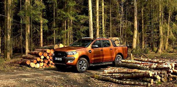 Ford Ranger in DMAX
