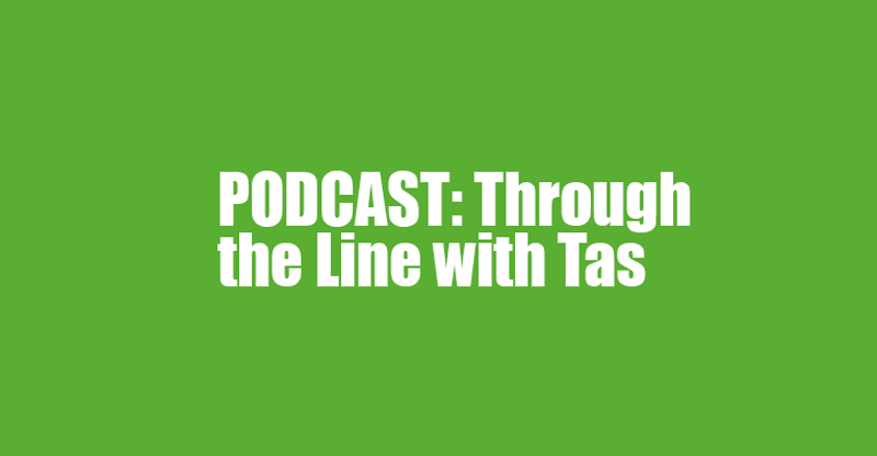 PODCAST: The Convergence of Art & Science with Anthony 'Tas' Tasgal