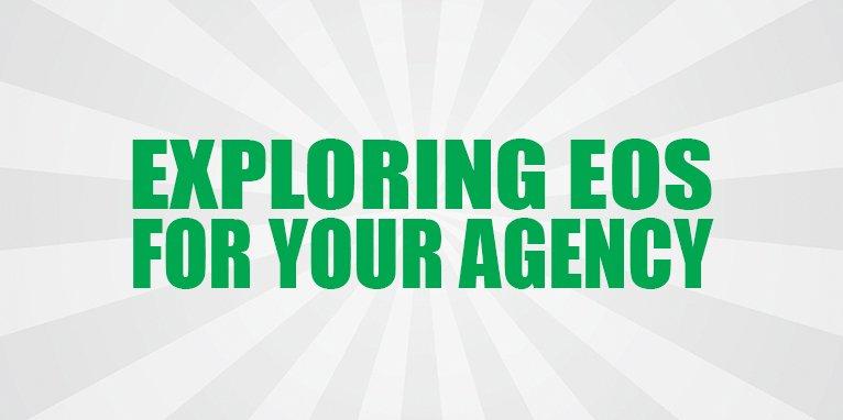 Workshop: Exploring EOS for Agencies