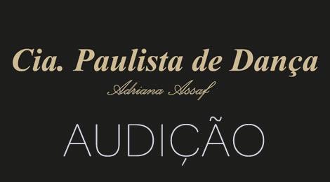 Audição Cia Paulista de Dança 2017