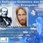 Estudo das Obras de Allan Kardec e do Evangelho de Jesus na Rede Amigo Espírita