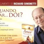 Tarde de autógrafos e bate-papo com Richard Simonetti na Livraria Saraiva Mega Store do Shopping Center Norte – São Paulo/SP