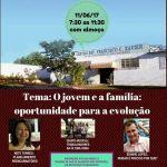 CEFCX – 3º Encontro de Jovens em São José do Rio Preto – SP