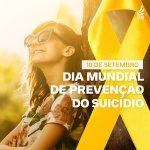 FEB: 10 de setembro – Dia Mundial de Prevenção do Suicídio