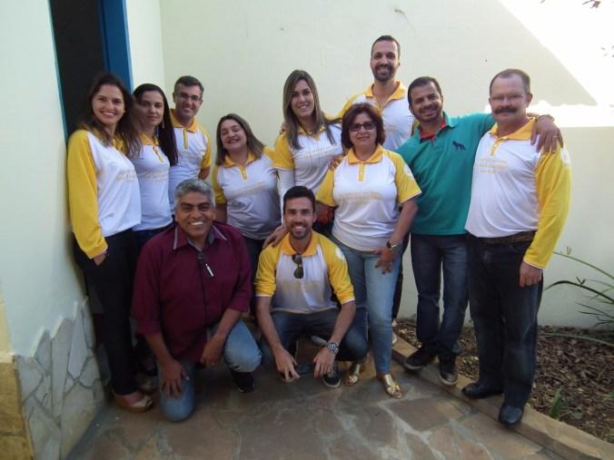 Casa FCX-Equipe dirigentes e colaboradores