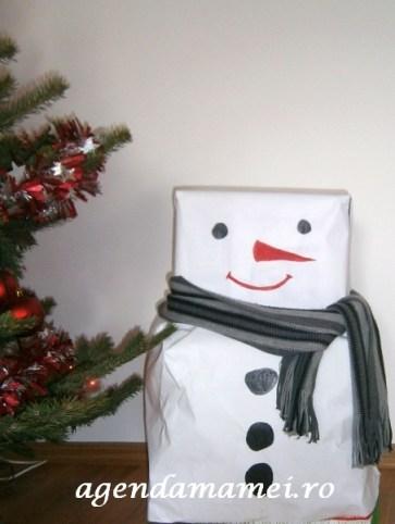 craft snowman