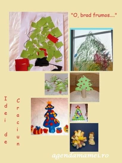 Craft ideas Christmas tree