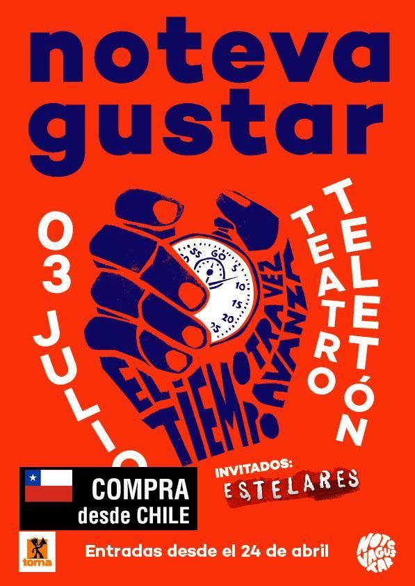NTVG se presenta con Estelares en el Teatro Teletón: 3 de