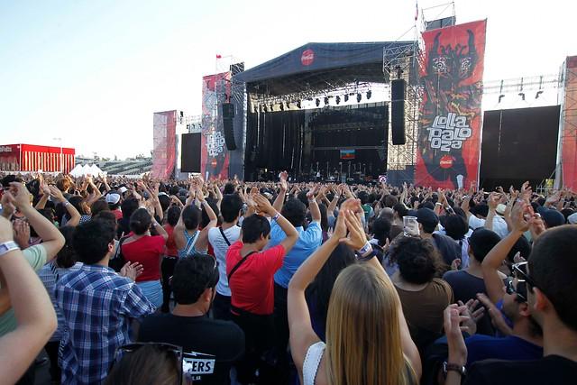 Lollapalooza Chile confirma sus tres días y el inicio de venta de entradas para 2020