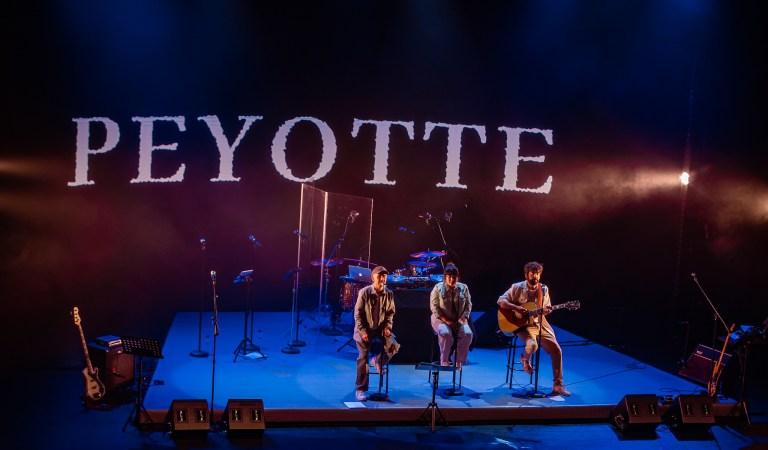Peyotte: Pedro Piedra + Bronko Yotte, Teatro Municipal Las Condes