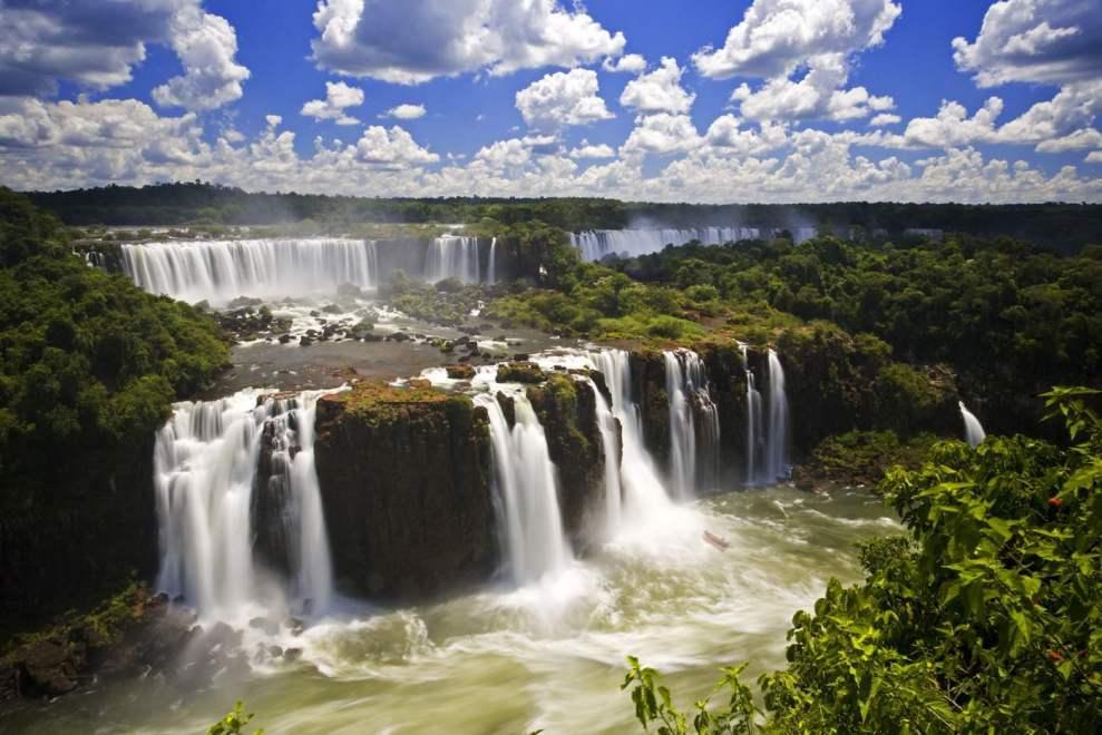 Le Cascate di Iguazu