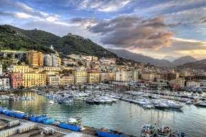 il Porto di Salerno