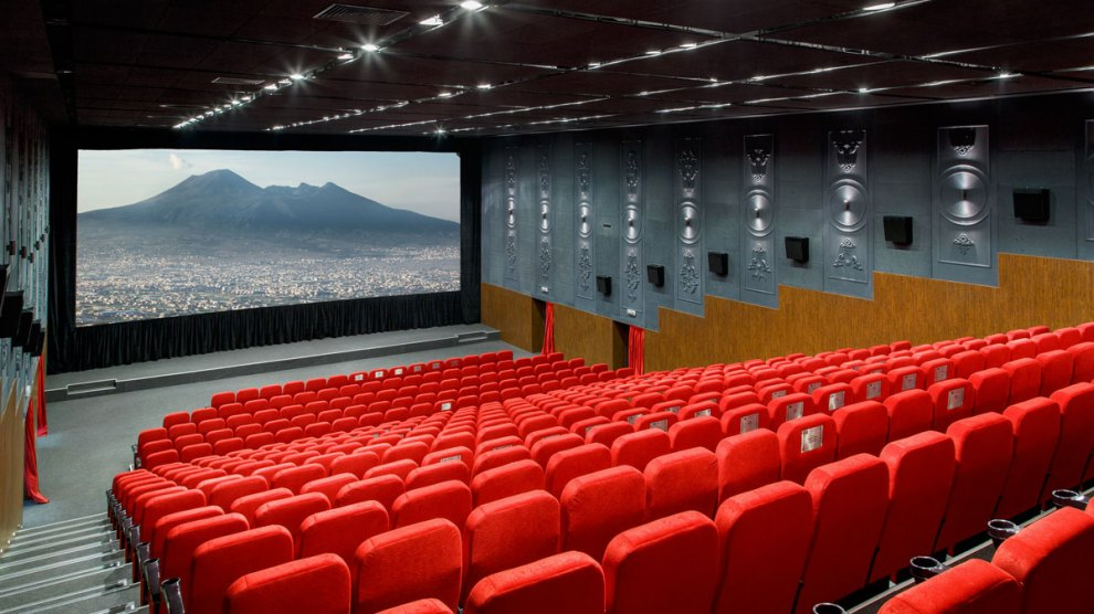 cinema napoli