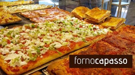 pizza al taglio Capasso