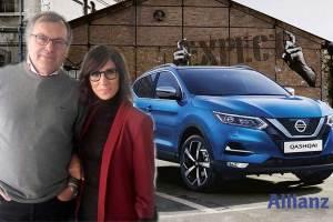 Pino Renna e Loredana Schiavone