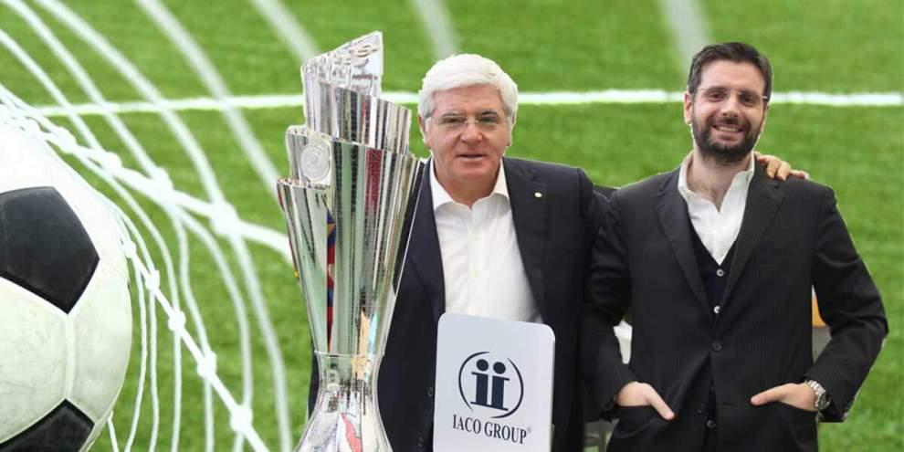 Igino e Alberto Iacovacci della IACO Group.