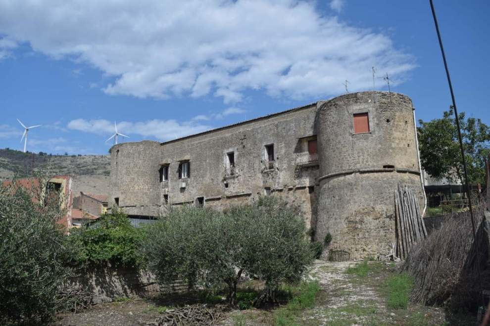 Il Castello di Durazzano