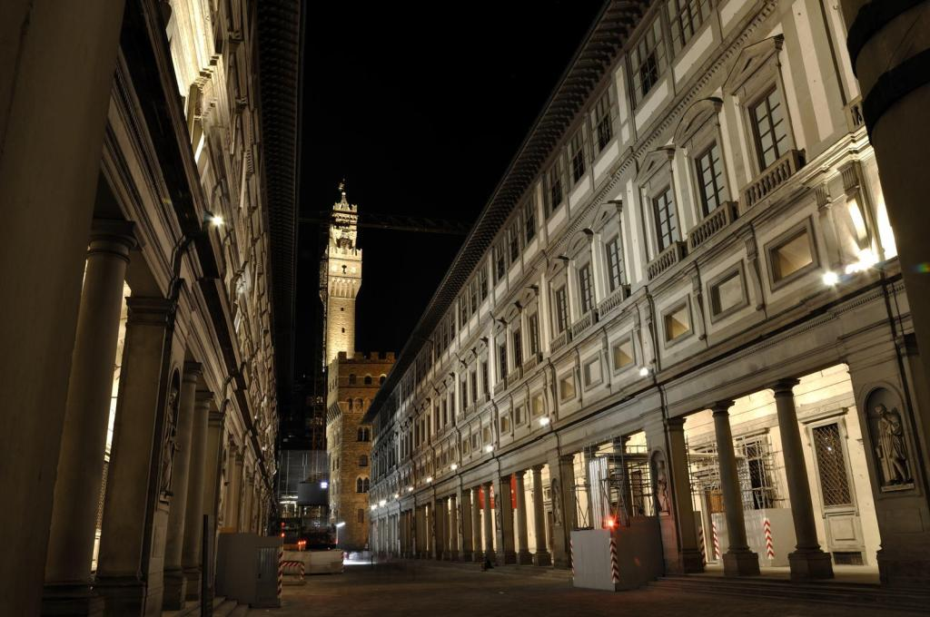 Firenze Galleria Uffizi