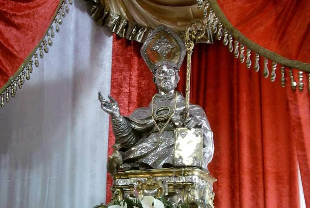 San Modestino Patrono d i Avellino