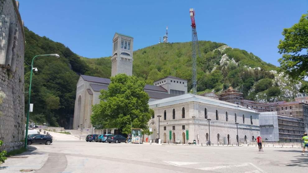 Il Santuario di Montevergine inserito nel programma FAI in provincia di Avellino