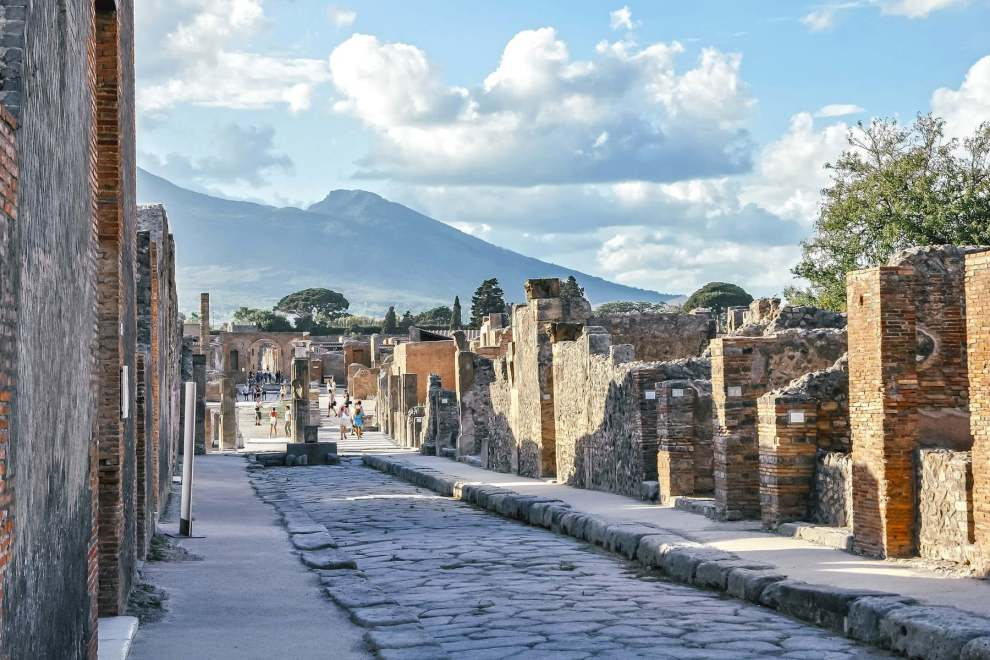 Biglietti gratis per gli Scavi di Pompei,