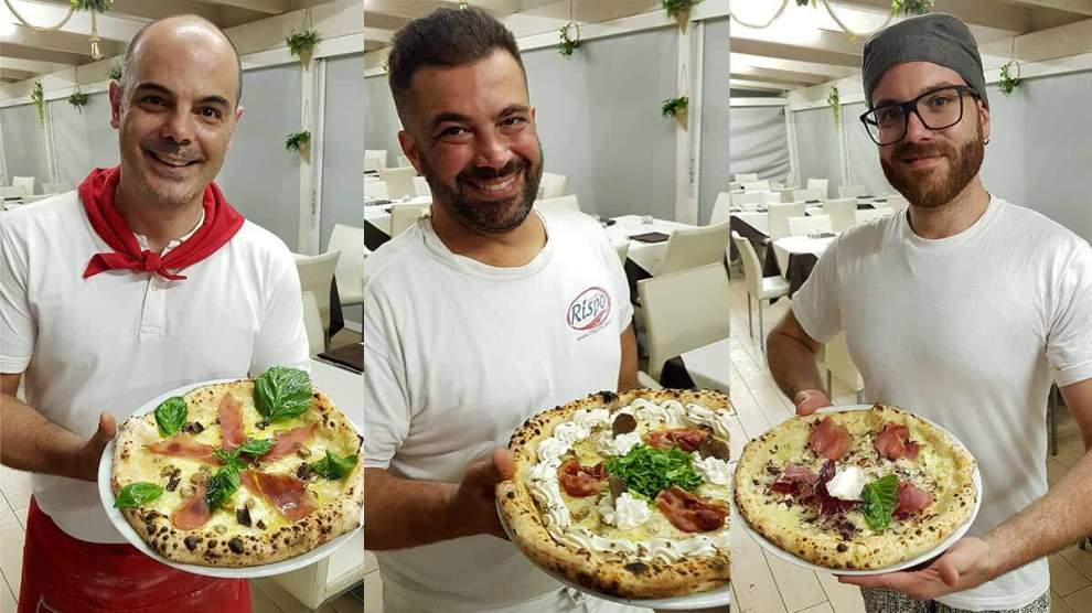 Pizzaioli kalò Avellino