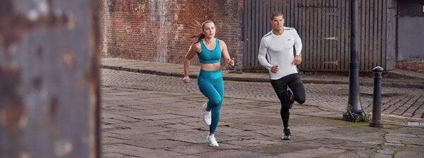 Abbigliamento sportivo per allenarsi