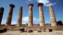 Agrigento templi di Ercole