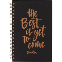Personalised Ecojot best A5 notebook