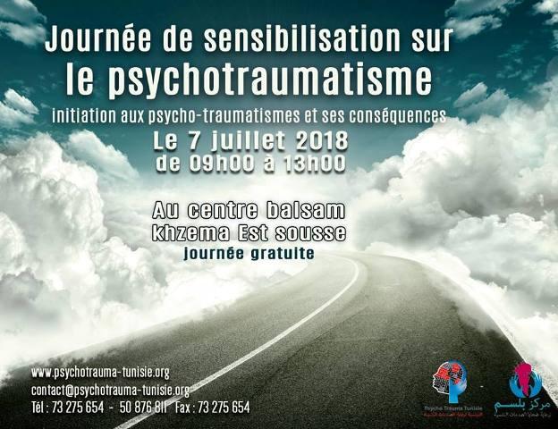 Journée porte ouverte sur le Psychotraumatisme