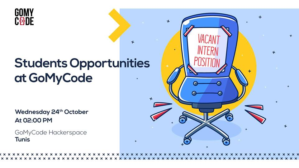 Students Opportunities at GoMyCode