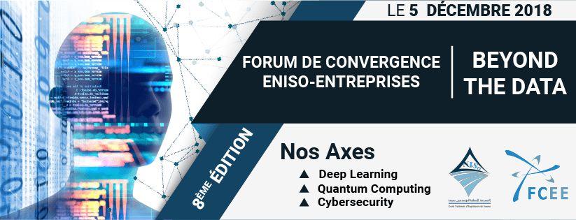 Forum de Convergence ENISo-Entreprises : 8ème édition