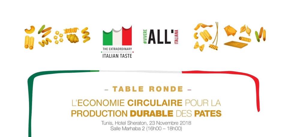 Tavola rotonda «Economia circolare per produzione della pasta»