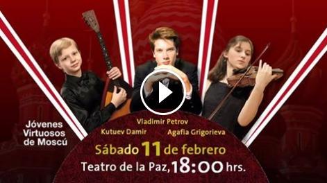 Jóvenes virtuosos