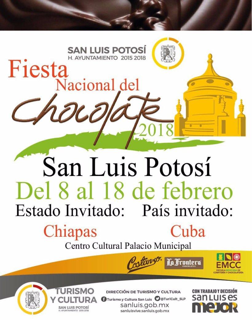 Fiesta del Chocolate