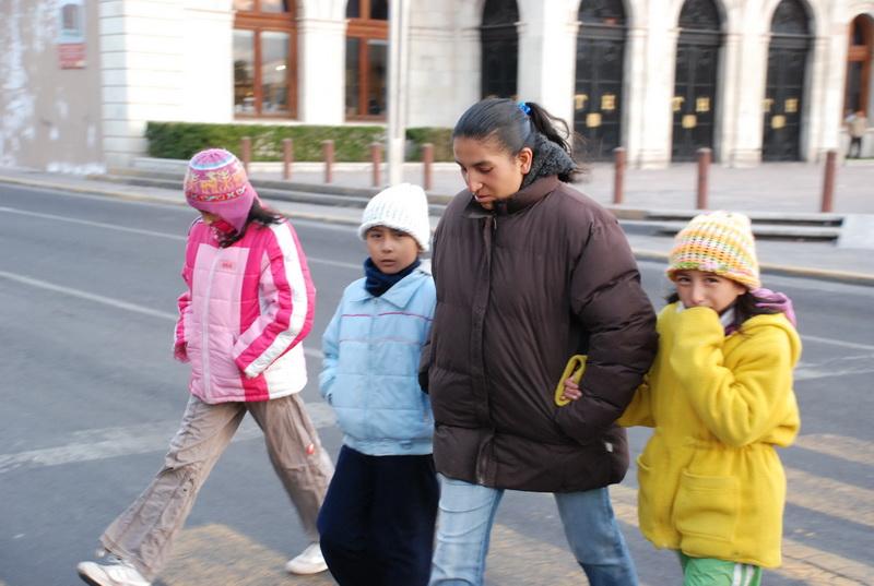 Recorren horario escolar por bajas temperaturas en San Luis