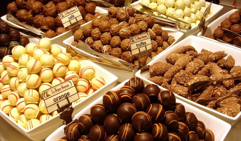 fiesta nacional del chocolate