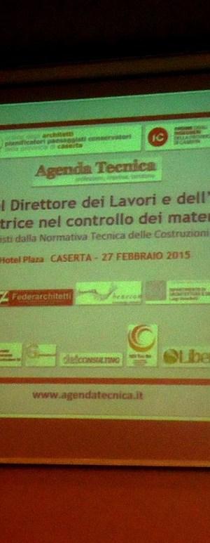 Seminario Direzione Lavori Caserta