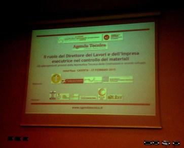 Seminario Direzione Lavori Agenda tecnica