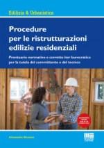 procedure per le ristrutturazioni edilizie